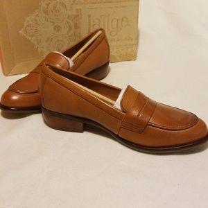 Women's Latigo Loafer, Saddle Brown
